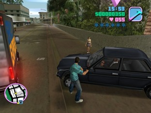 Test Grand Theft Auto : Vice City PC - Screen
