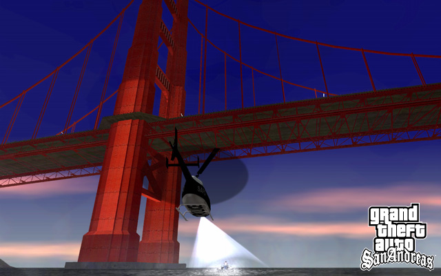Images Grand Theft Auto : San Andreas PC - 9
