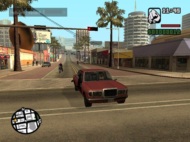 Images Grand Theft Auto : San Andreas PC