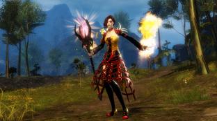 Guild Wars 2 s'habille en images et en vidéo