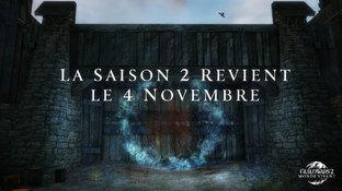 Guild Wars 2, retour de la saison 2 le 4 novembre