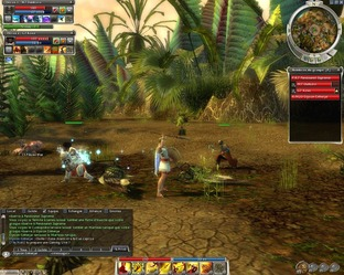 Test Guild Wars : Nightfall PC - Screenshot 34