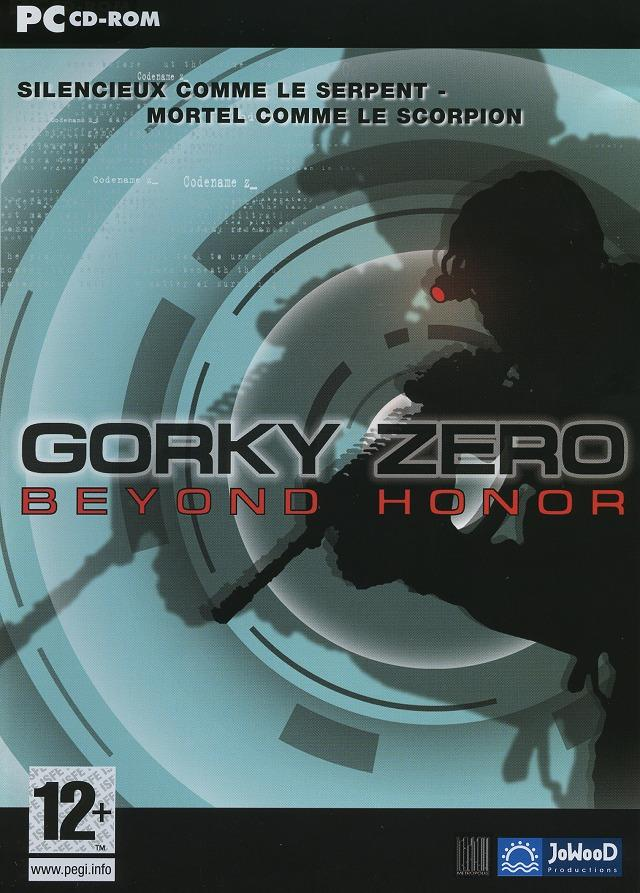 Gorky Zero : Beyond Honor [ISO] [FS] [US]