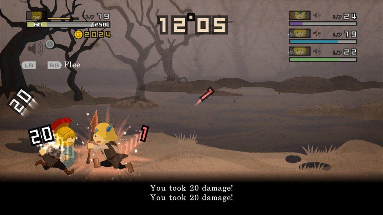 Half-Minute Hero : Super Mega Neo Climax Ultimate Boy