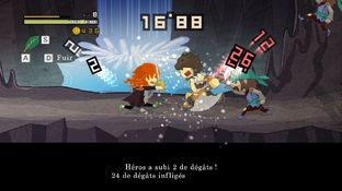 Test Half-Minute Hero : Super Mega Neo Climax Ultimate Boy PC - Screenshot 8