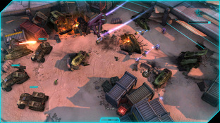Aperçu Halo : Spartan Assault - E3 2013 PC - Screenshot 33