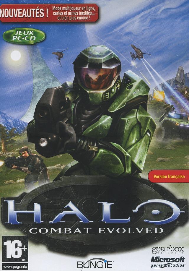 |#| لعبة الأكشن المميزة|#| |ــ[ halo combat evolved]ــ| |من رفعے |