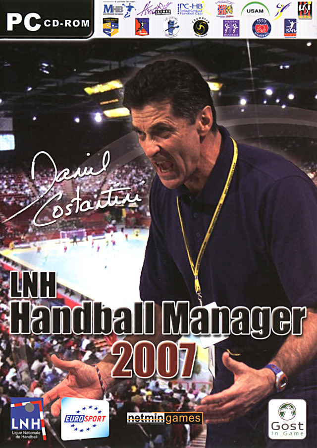 achat jeu lnh handball manager 2007 pas cher. Black Bedroom Furniture Sets. Home Design Ideas
