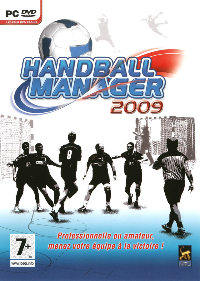 handball manager 2009 sur pc. Black Bedroom Furniture Sets. Home Design Ideas