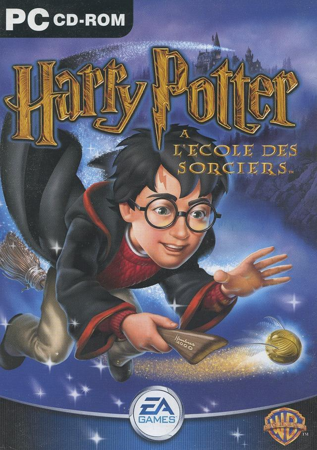 Harry Potter à l'Ecole des Sorciers [MULTI]