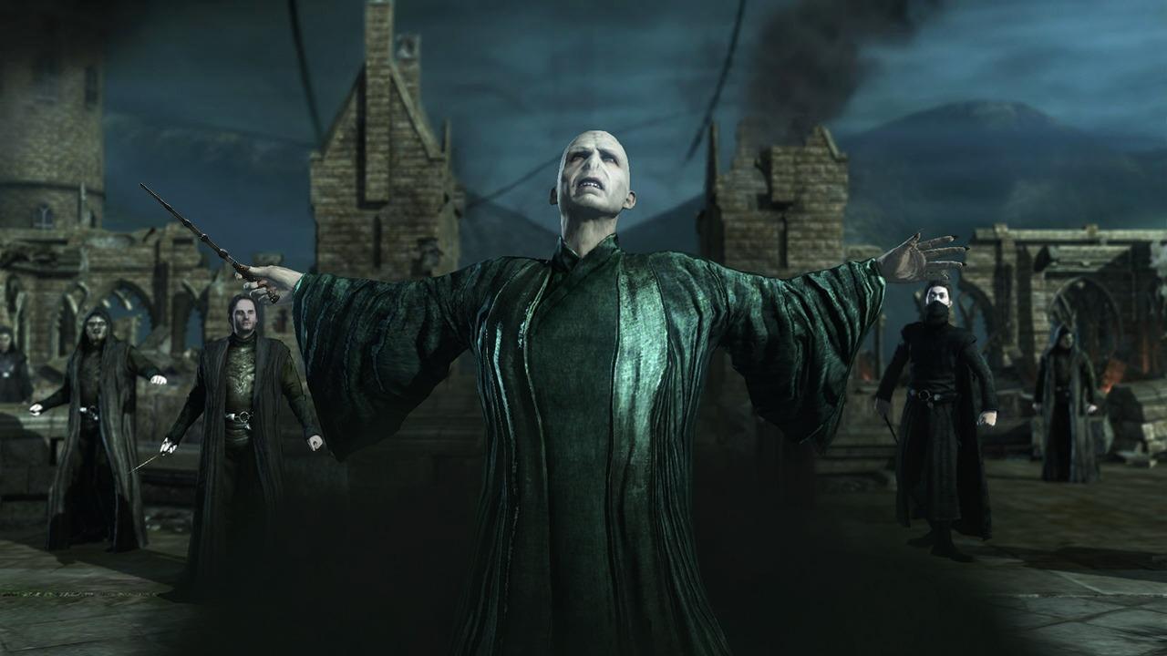 Harry Potter et les Reliques de la Mort - Deuxi�me Partie