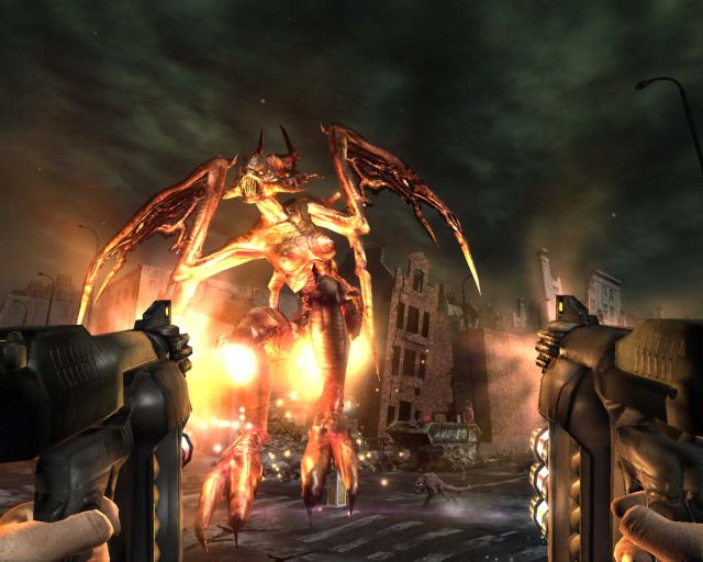 Скачать Hellgate: London(2007/Multi 13/RePack by CDMan) .