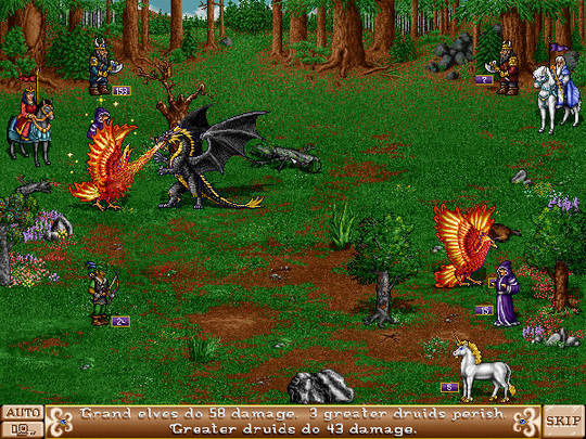 Heroes of Might and Magic II : The Succession Wars
