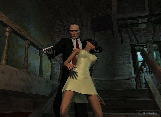 القاتل سلسلة HITMAN Blood