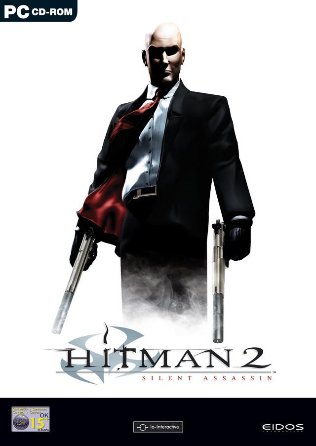 لعبة hitman باجزائها الاربعة على الميديافير