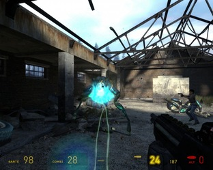 Test Half-Life 2 : Episode 2 PC - Screenshot 17