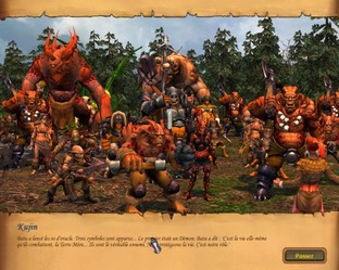 Test Heroes Of Might And Magic V : Tribes Of The East PC - Screenshot 20