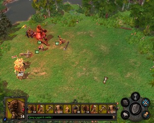 Test Heroes Of Might And Magic V : Tribes Of The East PC - Screenshot 21