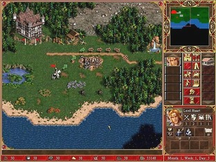 Test Heroes Of Might And Magic 3 PC - Screenshot 1
