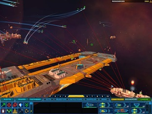 Test Homeworld 2 PC - Screenshot 29