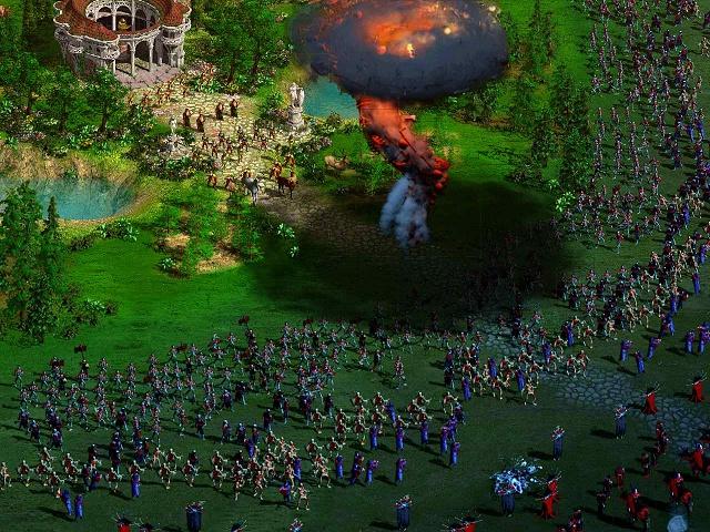 Герои уничтоженных империй / Heroes of Annihilated Empires (2006/RUS/RePack