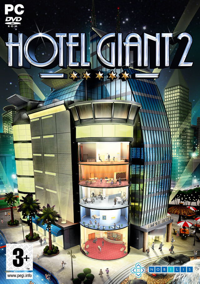 Hotel Giant 2 preview 0