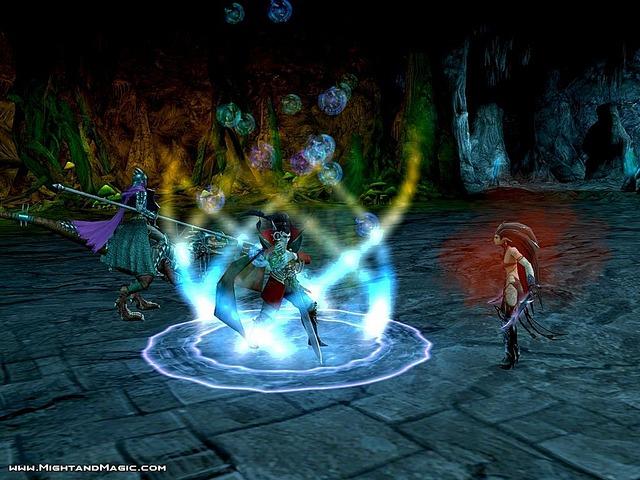 Heroes of Might and Magic V Screenshot.