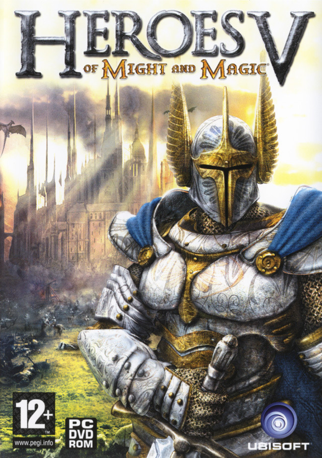 heroes of might and magic v sur pc. Black Bedroom Furniture Sets. Home Design Ideas