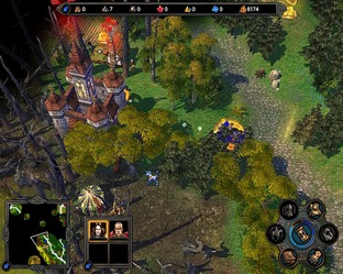 Test Heroes Of Might And Magic 5 : Hammers Of Fate PC - Screenshot 7