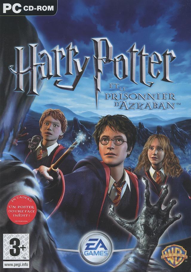Harry Potter et le Prisonnier d'Azkaban [PC] [MULTI]