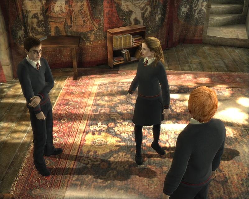 jeuxvideo.com Harry Potter et l'Ordre du Phénix - PC Image 42 sur 71