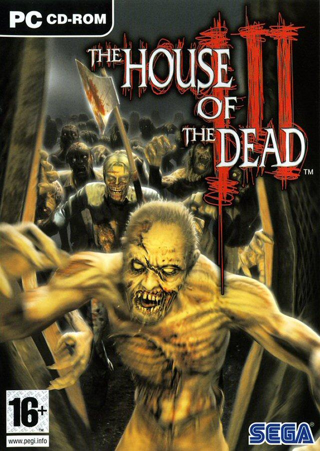 House Of The Dead Collection [PC | ISO] [FS]