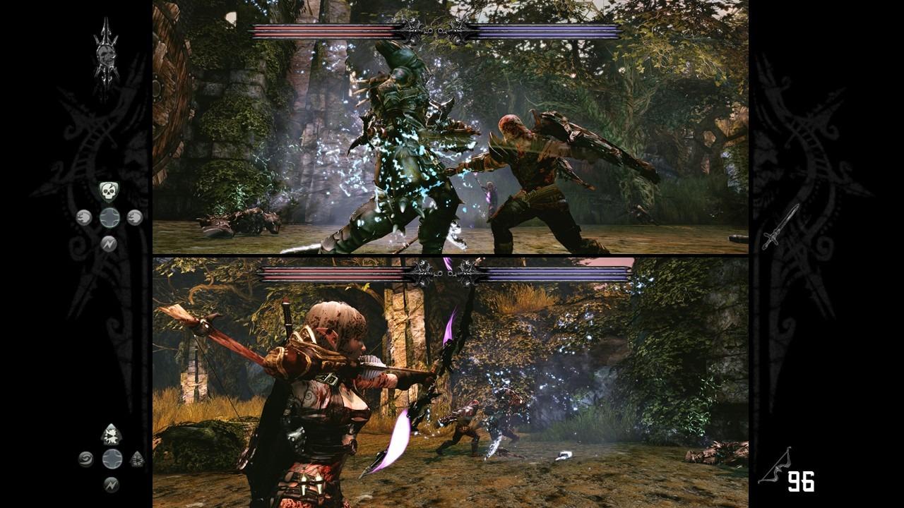Coop offline? sur le forum Hunted : The Demon's Forge - 06 ...