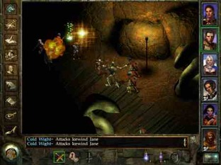 Test Icewind Dale PC - Screenshot 7