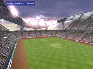 Test International Football 2000 PC - Screenshot 2
