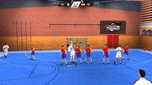 IHF Handball Challenge 12 PC