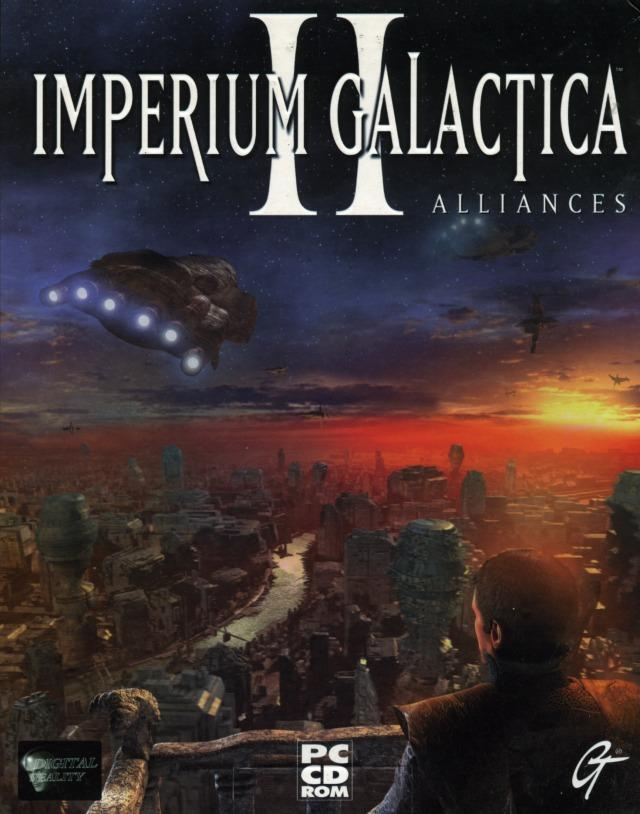 [US][FS]   Imperium Galactica II : Alliances