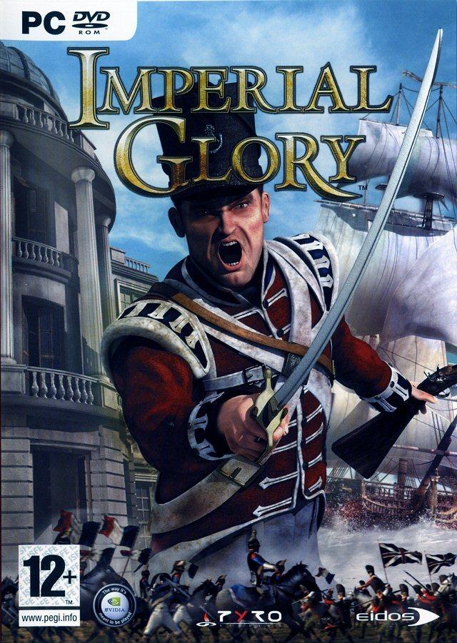 صدق أولا تصدق الان وحصريا اللعبه الاسطوره Imperial Glory كامله وبرابط مباشر+الكراك