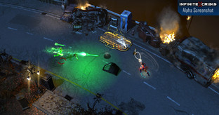 Aperçu Infinite Crisis - GDC 2013 PC - Screenshot 1