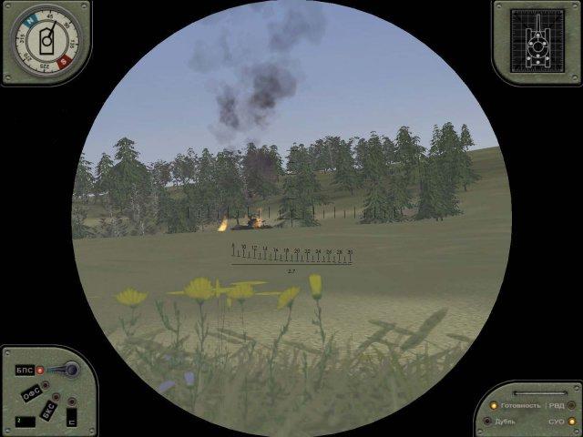 Iron Warriors : T72 Tank Command