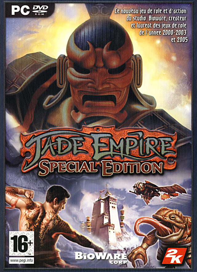Jade Empire Special Edition fr preview 0