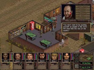 Test Guerilla : Jagged Alliance 2 PC - Screenshot 1