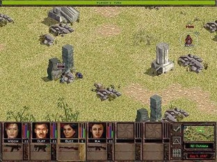 Test Guerilla : Jagged Alliance 2 PC - Screenshot 6
