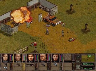 Test Guerilla : Jagged Alliance 2 PC - Screenshot 7