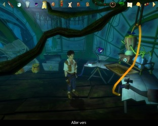 Test Jack Keane PC - Screenshot 66