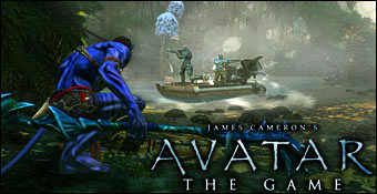 Avatar The Game de James Cameron version PC