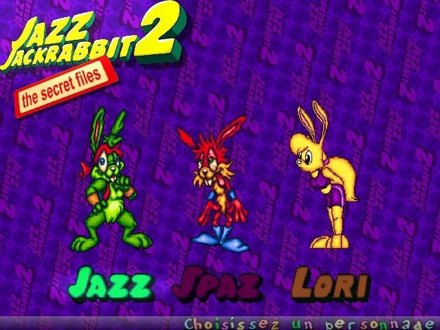 jazz jackrabbit 2 startimes
