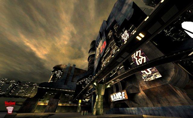 Judge Dredd : Dredd vs Death