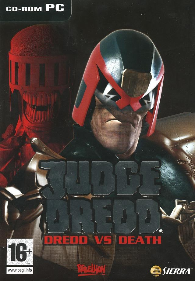 Judge Dredd: Dredd vs. Death (2003) PC | Repack By R.G. UPG