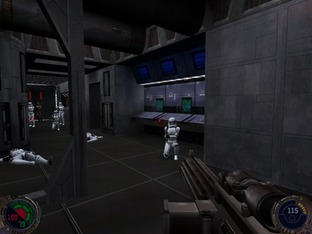 Test Jedi Knight 2 PC - Screenshot 20
